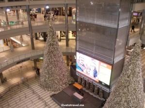 Mall of America, Minneapolis, Minnesota, entertainment, shopping, travel, Christmas, Olympus