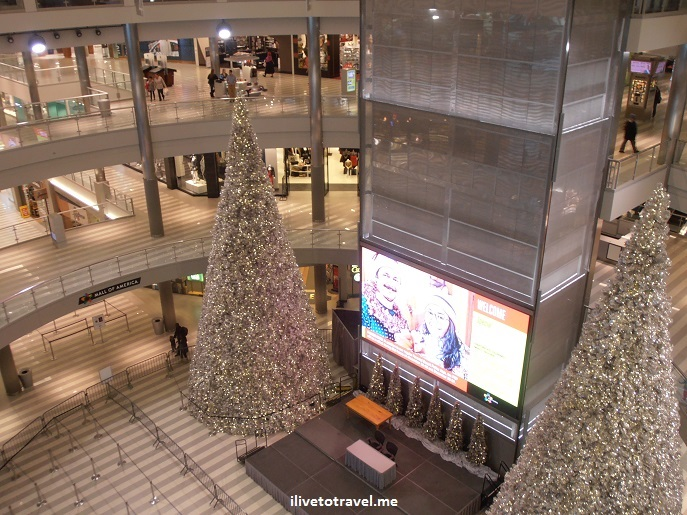 Mall of America, Minneapolis, Minnesota, entertainment, shopping, travel, Christmas, Olympus