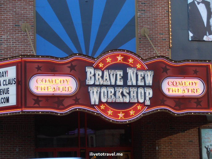 Minneapolis, Brave New Workshop, comedy, improv, entertainment, arts, culture, travel