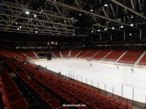 Herb Brooks arena, Lake Placid, Winter Olympic Games, Miracle on Ice, Olympus