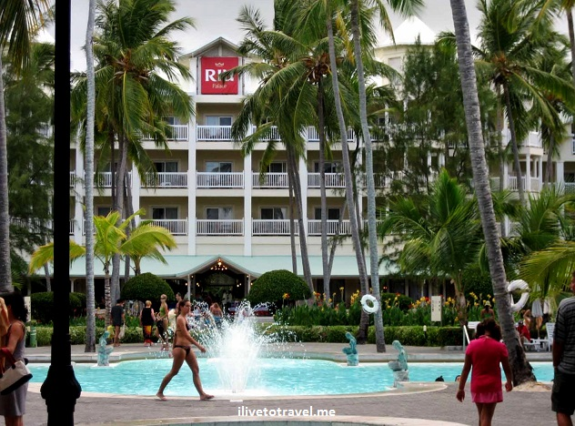 Riu resort, Punta Cana, pool, Dominican Republic, Caribbean, travel
