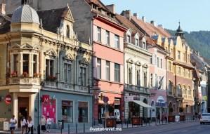 Brașov, Romania, Transylvania, architecture