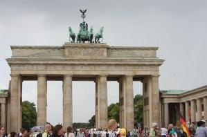 Berlin, Germany, history, architecture, Brandenburg gate