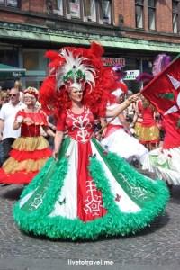 Carnival, Copenhagen, Denmark, parade, colorful, fun, Canon EOS Rebel