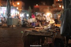 sellers, Morocco, food stand, medina, Djemaa el Fna, Jemaa el-Fnaa, Canon EOS Rebel