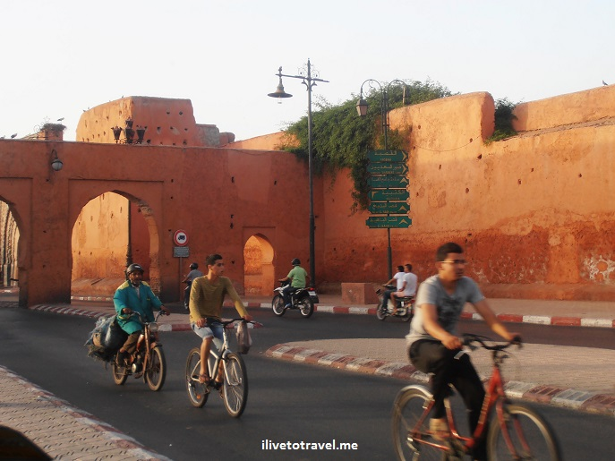 Marrakesh, Morocco, medina, photo, travel, Olympus, red walls