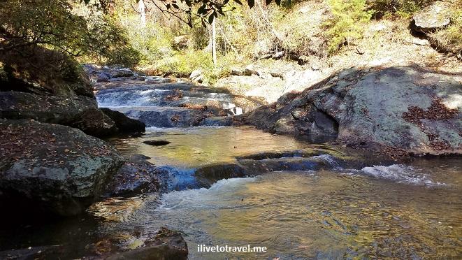 Panther Creek, trail, hiking, Georgia, cascade, waterfall, nature, outdoors, photo, Samsung Galaxy