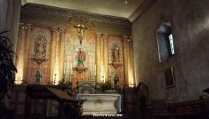 Santa Barbara, Mission, California, Franciscan, Olympus, travel, photo, architecture, history, religion, church, Catholic, altar