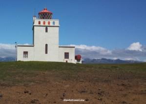 Dyrholaey, peninsula, Atlantic Ocean, Iceland, south shore, travel, photo, lighthouse, Canon EOS Rebel
