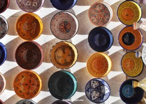 Old Medina, pottery, earthenware,, souk, Essaouira, Morocco, market, goods, colorful, travel, photo, Olympus