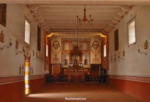church, Presidio, Santa Barbara, California, history, Spanish settlement, architecture, photo, travel, Olympus