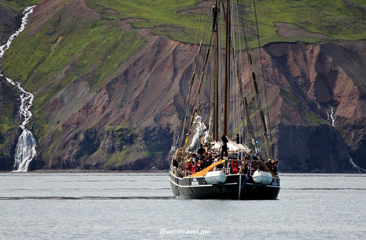 Iceland, sea, whale watching, Husavik, ship, boat, Canon EOS Rebel
