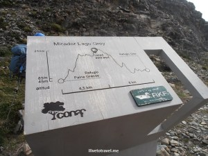 Chile, Patagonia, Torres del Paine, W circuit, hiking, trekking, travel, photo, Grey glacier, glaciar,Olympus