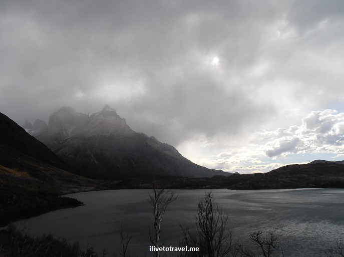 Skottsberg Lake, Torres del Paine, Chile, hiking, trekking, Patagonia nature, adventure, photo, travel, Olympus