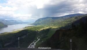 Columbia River, Portland, Oregon, gorge, Vista House, nature, outdoors, travel, Samsung Galaxy, photo, vista