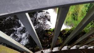 Multnomah, falls, waterfalls, Oregon, Columbia River, gorge, scenic drive, outdoors, nature, travel, photo, Samsung Galaxy