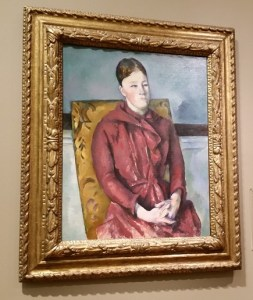 Art Institute, Chicago, art, travel, architecture, Samsung Galaxy, Cezanne