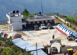 Sukman, medical clinic, polyclinic, Kumari, Nuwakot, Nepal, photo, Samsung Galaxy