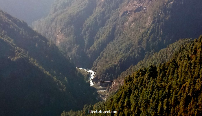 Nepal, Everest, Lhotse, ilivetotravel, monument,Himalayas, Everest, EBC, mountains, photo, Samsung Galaxy, hanging bridges