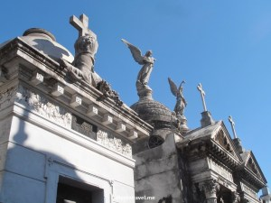 "Evita's ""Permanent"" Home:  The Recoleta Cemetery"