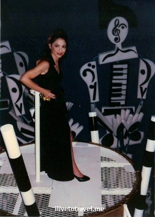 Atlanta, Olympics, 1996 Games, volunteer, Closing Ceremonies, Gloria Estefan