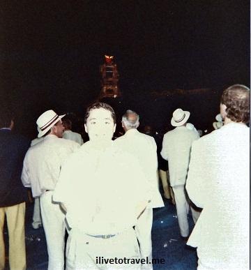 Atlanta, Olympics, 1996 Games, volunteer, Opening Ceremonies, cauldron