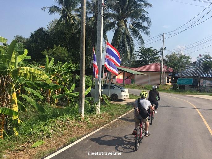 Bike tour, Bangkok, Thailand, travel, explore, adventure