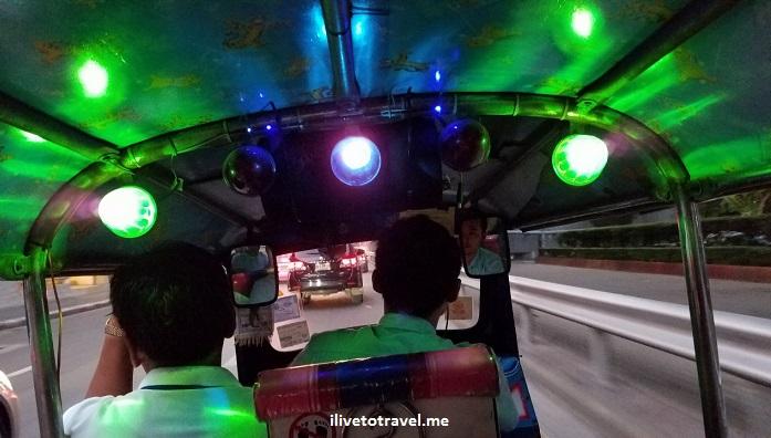 Bangkok, tuk tuk, Thailand, exploring, travel, adventure, photo
