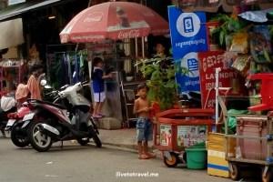 Cambodia, Phnom Penh, photo, travel, explore, Samsung Galaxy S7, street life, child