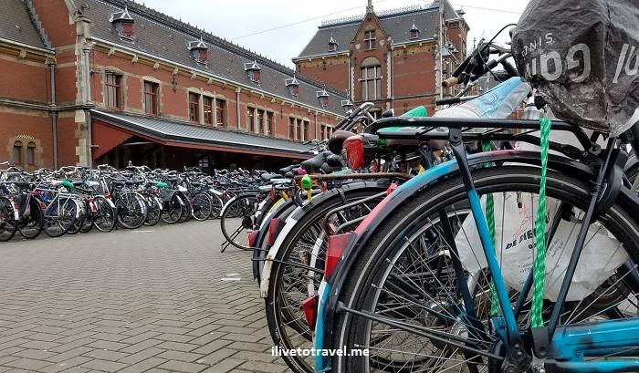 Amsterdam, Netherlands, architecture, Holanda, Holland, fotos, photos, travel, viaje, Samsung Galaxy S7, bike, train station
