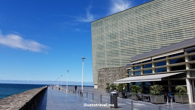 Kursaal, San Sebastian, Donostia, Spain, Basque, travel, exploring, photo