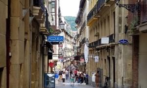 Old Town, San Sebastian, Donostia, Euskadi, Basque, Spain, España, travel, viaje, exploring, photo