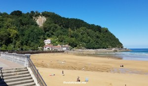 Euskal Herria, Basque, Spain, Espana, Zarautz, Andraka, Bizkaia, Vizcaya, Guipuzkoa, driving, Bay of Biscay, Samsung Galalxy S7