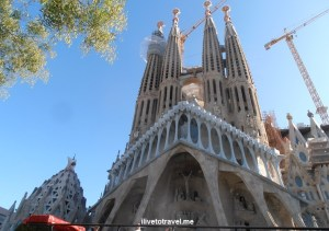 20 Images of La Sagrada Familia in Barcelona