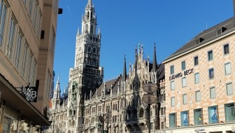 In-and-Out:  Munich, Bavaria's Capital