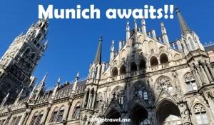 Munich, Munchen, Germany, Bayern, Bavaria, travel, food, explore, Rathaus, Marienplatz