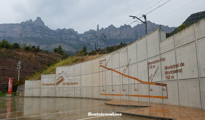 Montserrat, Montserrate, Spain, Cataluña, Catalan, catholic, Cremallera, mountain, travel