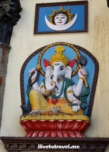 Pashupatinath, temple, Kathmandu, Ganesha, Nepal, templo, Hinduismo, cremation, Asia, explore, travel, photo, architecture, elephant