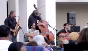 Gypsy Jazz with Gonzalo Bergara Quartet