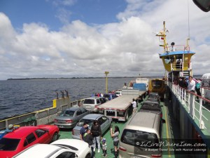 Ferry to Ancud
