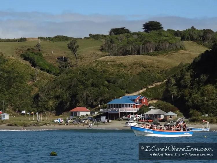 Northern Beach on Isla Grande de Chiloe