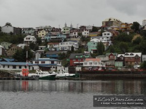 Castro Waterfront Houses