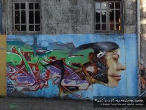 Mural in Ancud