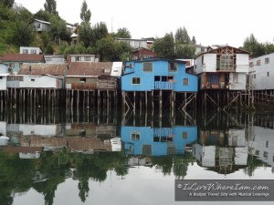 Palafito Stilt Houses in Castro