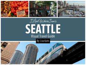 Seattle Visual Travel Guide eBook - Cover