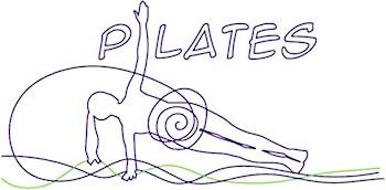 illustratie pilates