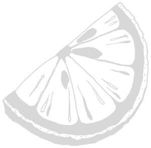 citroenschijfje