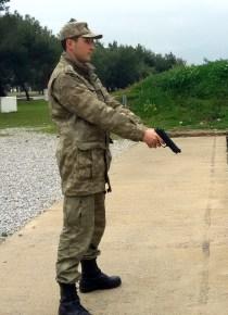 tabanca kullanımı