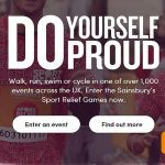 Get involved with Sport Relief