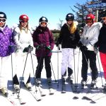 SJH students take to the slopes in USA